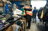 <h5>2017 Gift of Warmth regional recycling donations for homeless</h5>