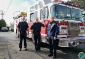 <h5>Regional Recycling Cloverdale Fire Truck Tours</h5><p></p>