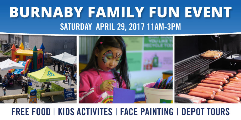BURNABY EARTH DAY EVENT