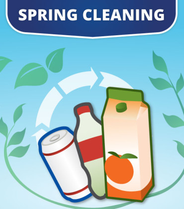 Spring Clean with Recycling in Mind!
