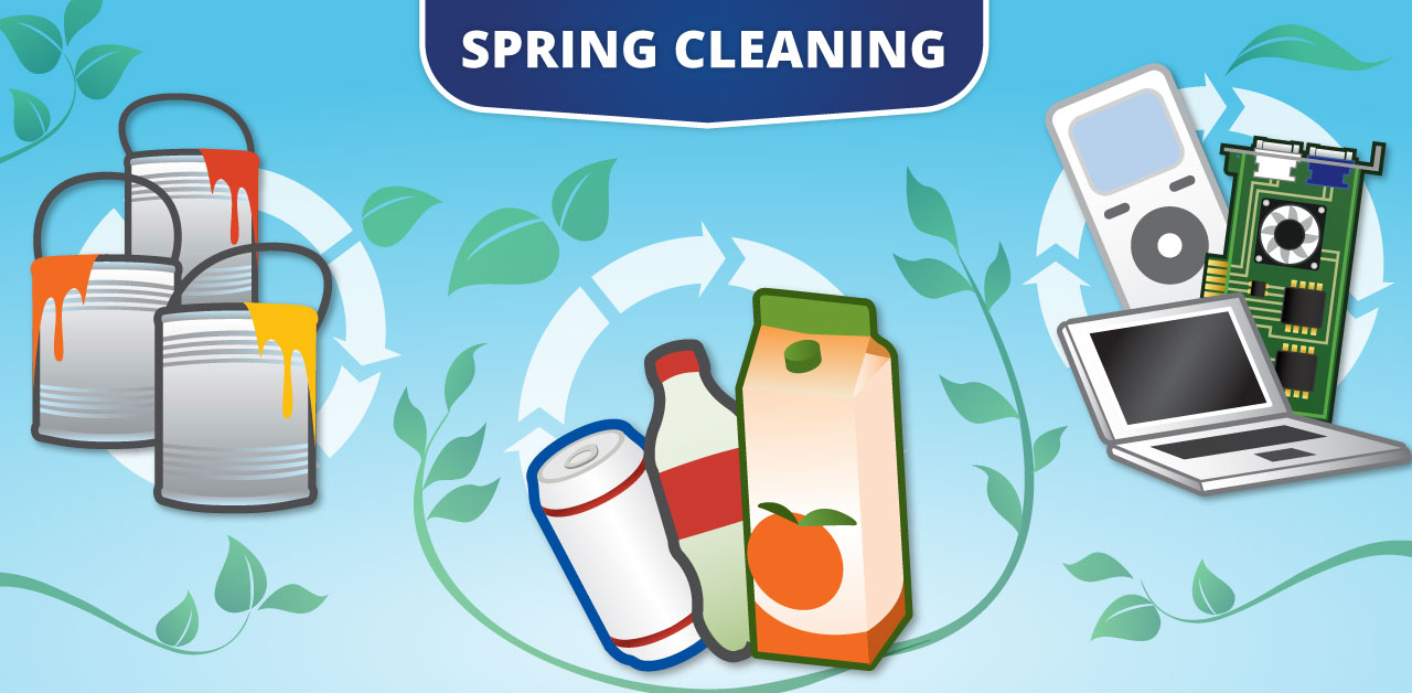 Spring Cleaning 2016 REgional Recycling