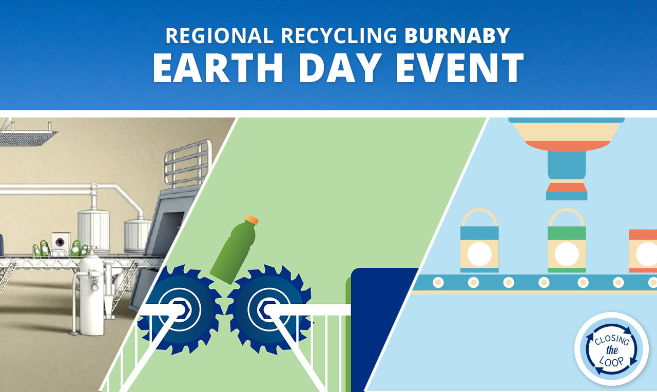 2016 Earth Day Celebrations Burnaby Regional Recycling
