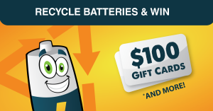 Regional REcycling Battery Contest Winners