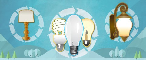 How to recycle lights Regional Recycling BC