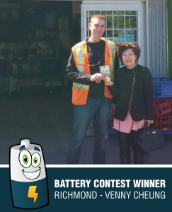 Richmond---Venny-Cheung | Battery Recycling Contest Results | Regional Recycling