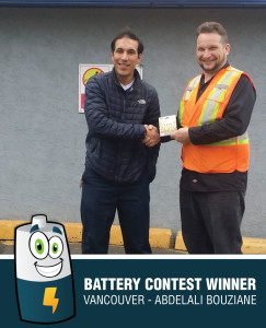 Vancouver---Abdelali-Bouziane | Battery Recycling Contest Results | Regional Recycling
