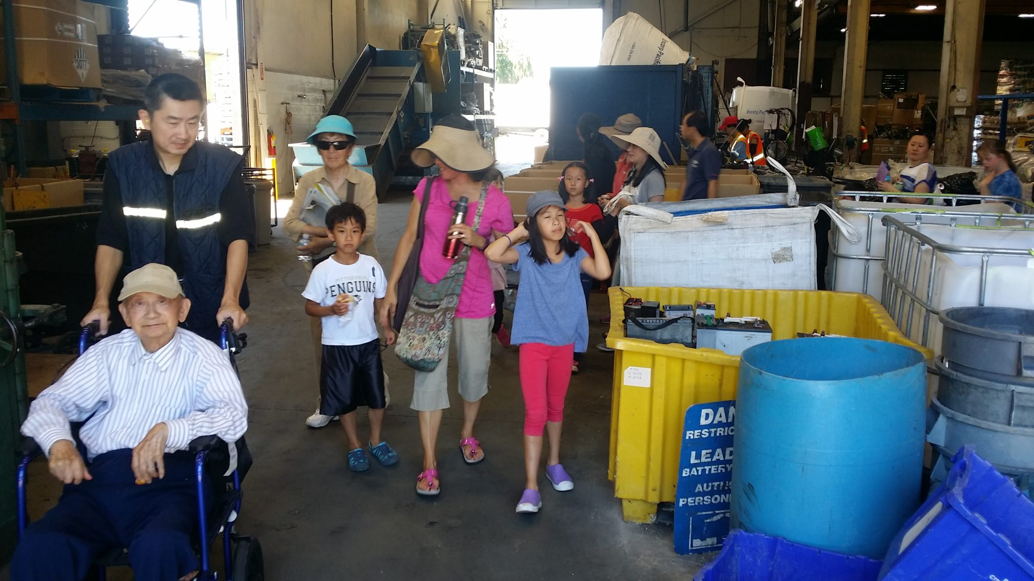 Regional Recycling Richmond | Environment Week Event 2016 | Recycling education