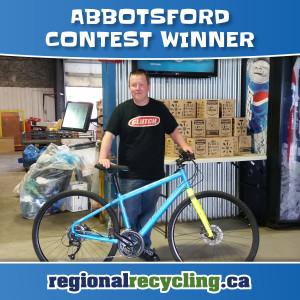 See our Abbotsford 2016 WinABike Winners | Regional Recycling