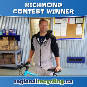 Richmond 2016 WinABike Winners| Regional Recycling