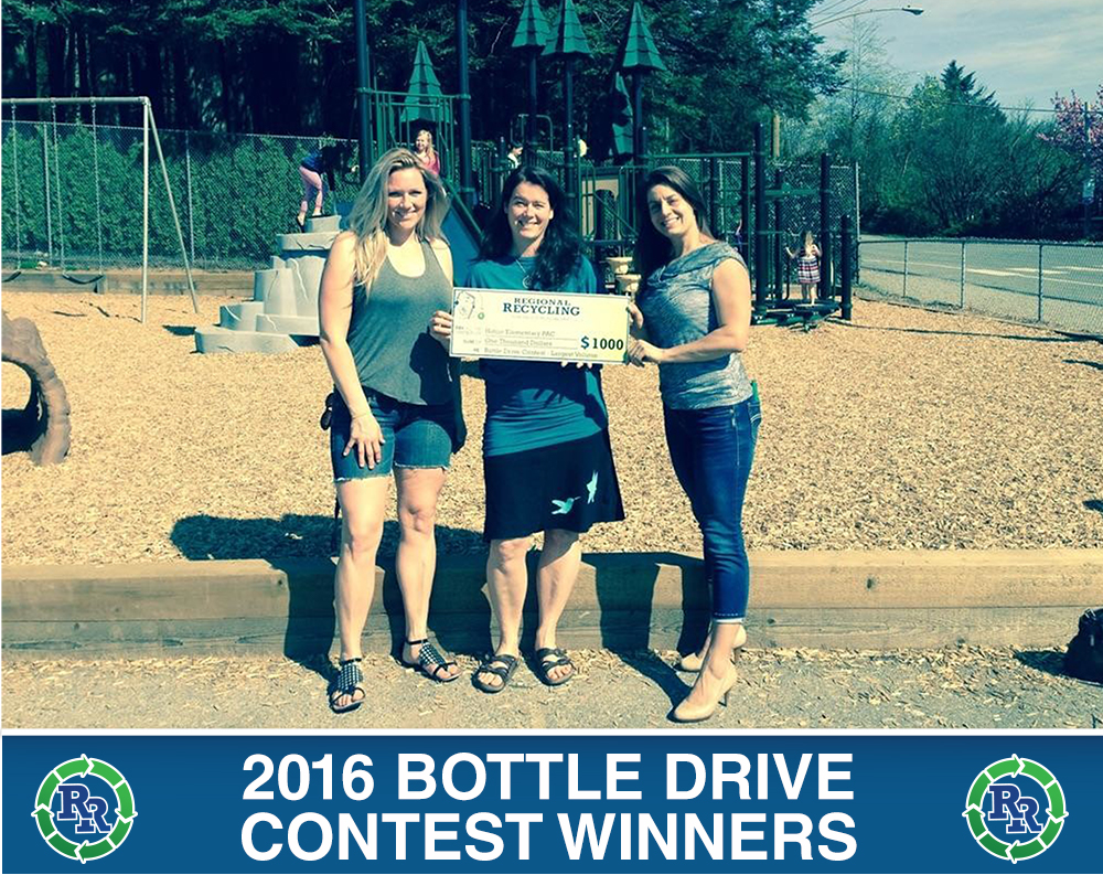 Abbotsford-Hatzic-Elementary-PAC | Regional Recycling | Bottle Drive Winners