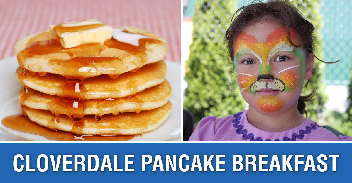 October 2016 Regional REcycling Pancake Breakfast