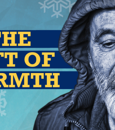 Give the Gift of Warmth!