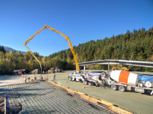 Regional Recycling Whistler new facility