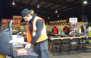 Homeless BBQ - Regional Recycling