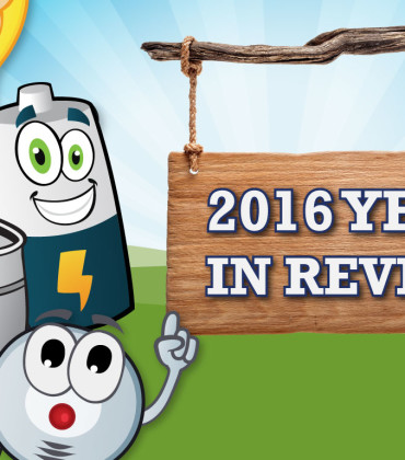 Regional Recycling 2016 year in review