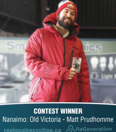 Winners of 2016 Smoke Alarm/Lighting Contest