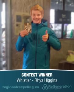 2016 Contest winner
