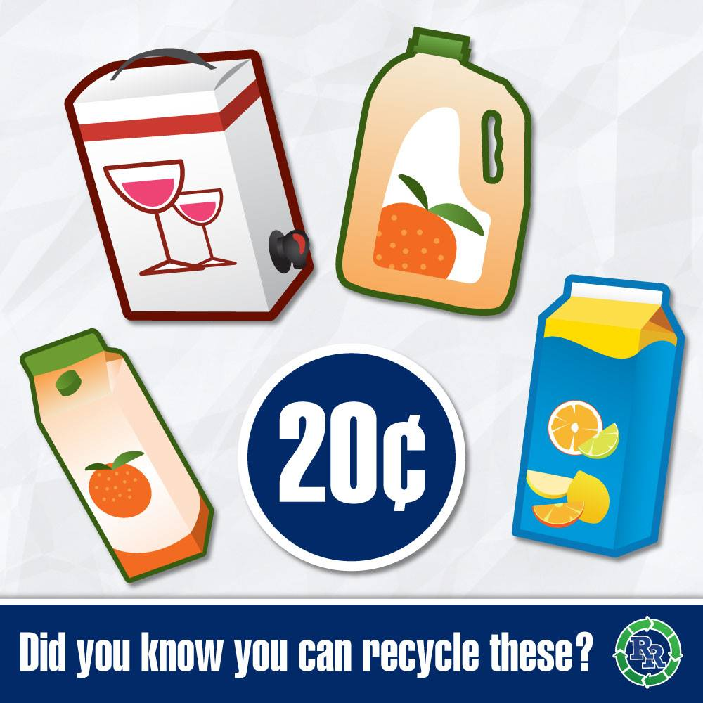 Can I recycle this container - regional recyling shows you what your containers are worth in BC