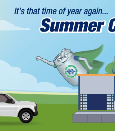 4 Summer Recycling Tips & Hints