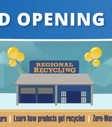 Regional Recycling Whistler Grand Re-Opening