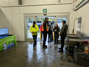 Whistler Recycling Center at Regional Recycling