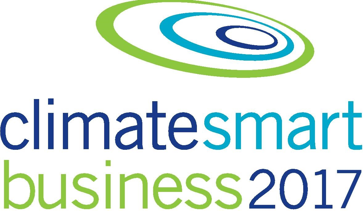 We're a Climate Smart Business - Regional Recycling Climate Smart Seal 2017