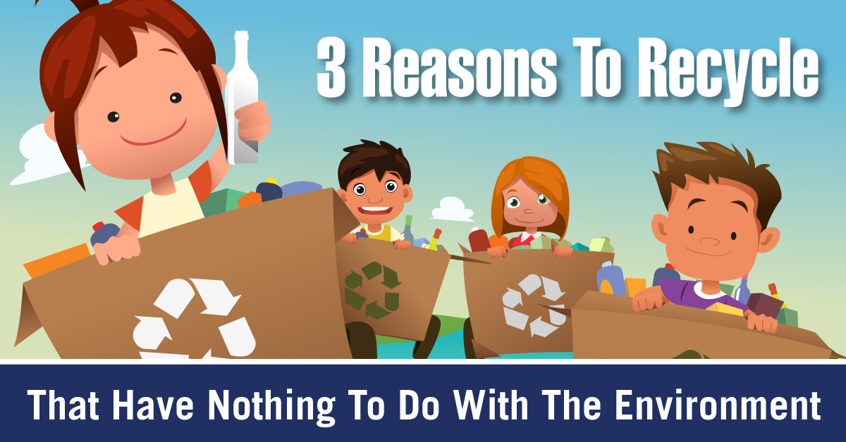 reasons to recycle - regional recycling - bc's best recycling company