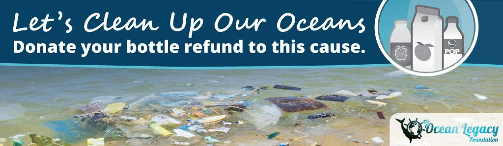 Help Clean Up the Ocean with Regional Recycling