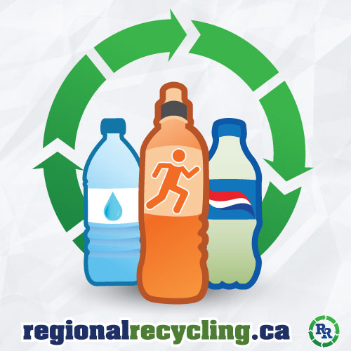 plastic bottle recycling beverage container recycling Regional