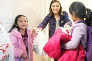 Regional Recycling monthly donation bins support Backpack Buddies to help reduce food insecurity for lower mainland schoolchildren