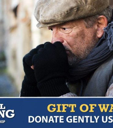 Gift of Warmth – Generosity to Binner Community
