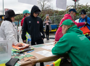 Regional Recycling Gift of Warmth 2019 draws a crowd