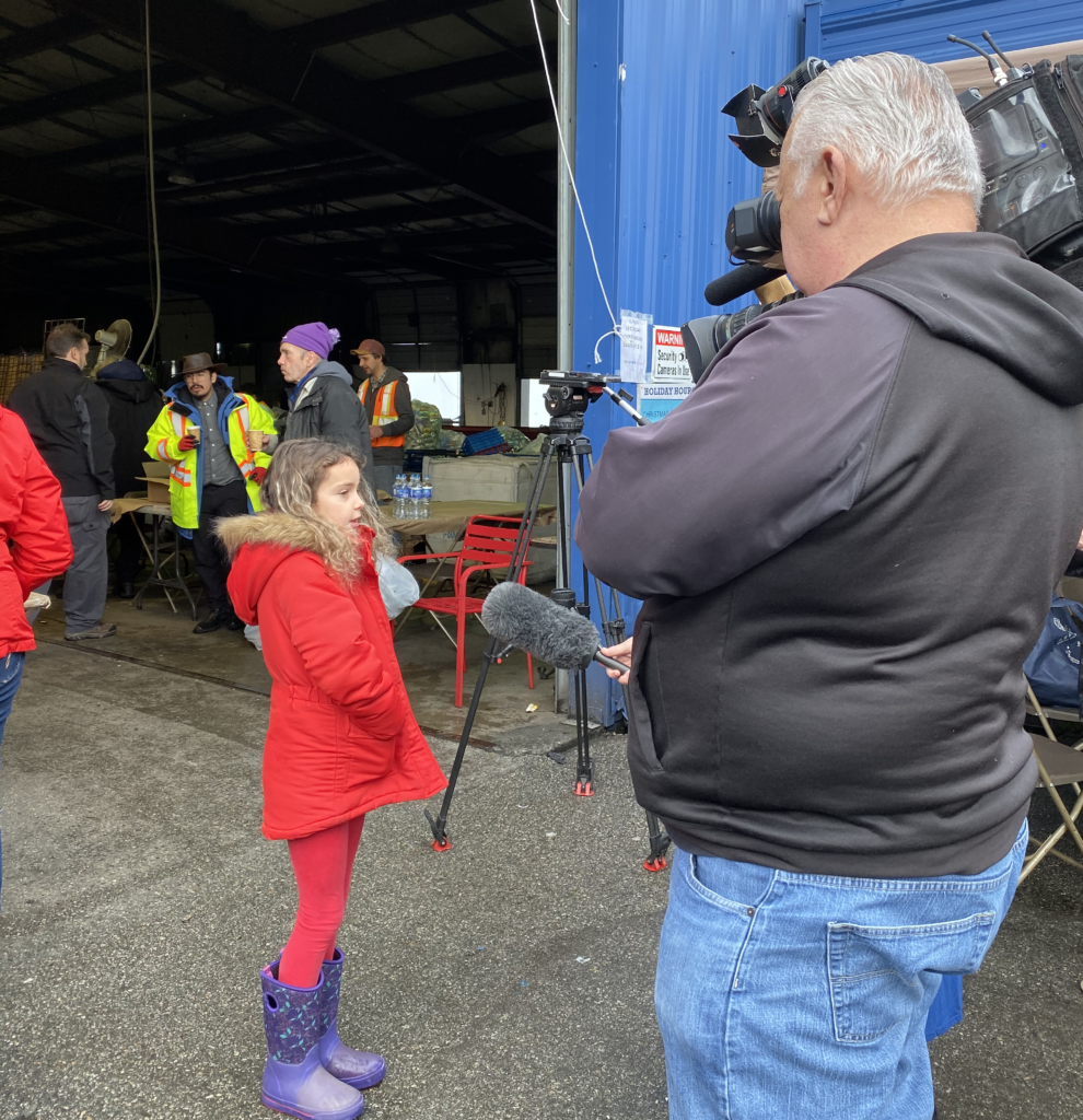 Regional Recycling Gift of Warmth 2019